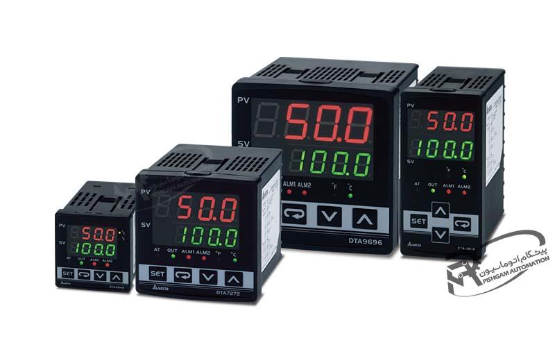 کنترل دما سری DTA