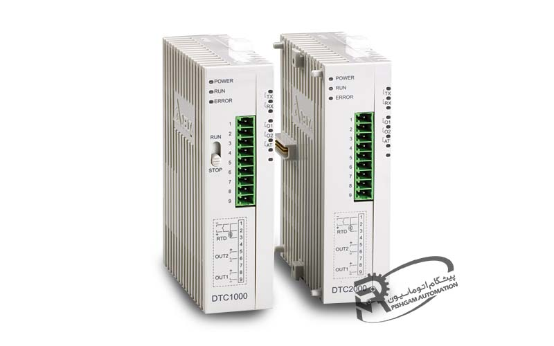 کنترل دما سری DTC