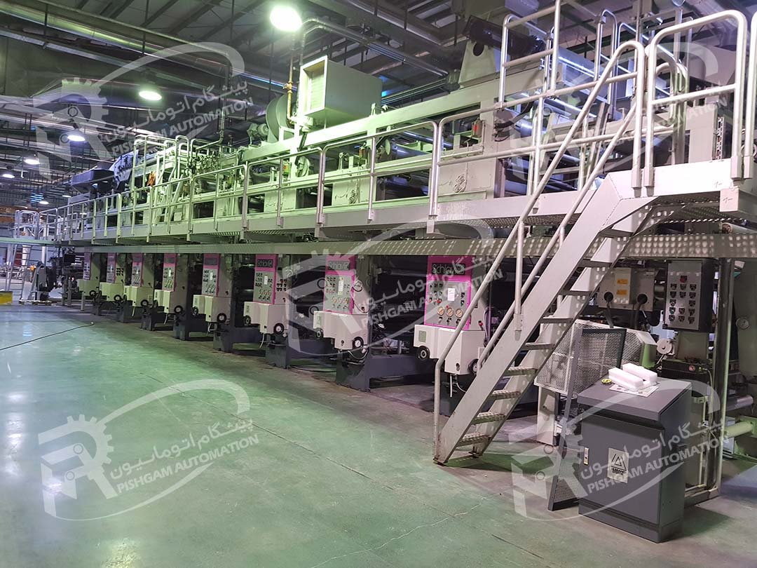 8 Color Rotogravure Printing Machine 2