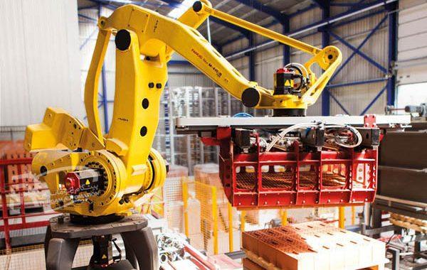 ربات ها در اتوماسیون صنعتی